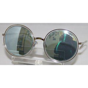 New Giorgio Armani Silver Sunglasses